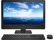 "Dell OptiPlex 9030 462-5872 23"" All-in-One Desktop Computer - Intel Core i3-4150 3.5GHz, 4GB DDR3L 1600, 500GB HDD,8x Slimline DVD+/-RW, Windows 7 Pro + Windows 8.1 Pro License"
