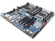 GIGABYTE 7PESH4 SSI EEB Server Motherboard Dual LGA 2011 Intel C602 DDR3 1600/1333/1066