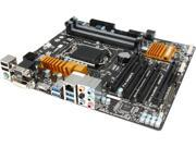 GIGABYTE GA-Z97M-D3H LGA 1150 Intel Z97 HDMI SATA 6Gb/s USB 3.0 Micro ATX Intel Motherboard