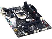 Gigabyte Ultra Durable GA-H81M-S2H Desktop Motherboard - Intel H81 Chipset - Socket H3 LGA-1150