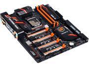 GIGABYTE GA-Z170X-SOC FORCE (rev. 1.0) LGA 1151 Intel Z170 HDMI SATA 6Gb/s USB 3.1 USB 3.0 Extended ATX Intel Motherboard