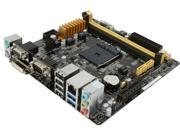 ASUS AM1I-A AM1 2 x SATA 6Gb/s USB 3.0 HDMI Mini ITX AMD Motherboard