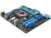 ASUS P8H67-M LE-R LGA 1155 Intel H67 HDMI SATA 6Gb/s USB 3.0 Micro ATX Intel Motherboard