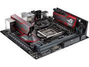 ASUS ROG MAXIMUS VIII IMPACT LGA 1151 Intel Z170 Intel USB 3.1 USB 3.0 U.2 Mini ITX Intel Gaming Motherboard