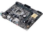 ASUS H110M-A/DP LGA 1151 Intel H110 HDMI SATA 6Gb/s USB 3.0 uATX Intel Motherboard