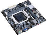ECS A68F2P-M4 (V1.0) FM2+ AMD A68H USB 3.0 HDMI Micro ATX AMD Motherboard