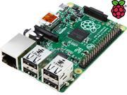 Raspberry Pi B+ Broadcom BCM2835 SoC ARM11 700 MHz Low Power ARM1176JZFS Applications Processor Motherboard/CPU/VGA Combo