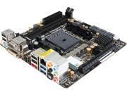 ASRock FM2A88X-ITX+ FM2+ / FM2 AMD A88X (Bolton D4) SATA 6Gb/s USB 3.0 HDMI Mini ITX AMD Motherboard