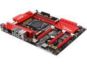ASRock ASRock Fatal1ty Gaming Fatal1ty X99X Killer LGA 2011-v3 Intel X99 SATA 6Gb/s USB 3.0 ATX Intel Motherboard