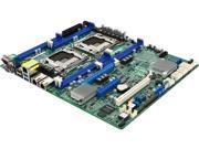 ASRock EP2C612D8 SSI ATX Server Motherboard Dual Socket LGA 2011 R3