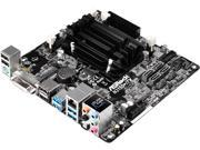 ASRock N3150-ITX Intel Quad-Core Processor N3150 (up to 2.08 GHz) Mini ITX Motherboard/CPU/VGA Combo