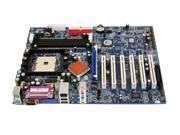 Albatron K8X800 Pro ATX AMD Motherboard