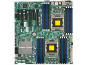 Supermicro Server Motherboard - Intel C606 Chipset - Socket R LGA-2011 - Bulk Pack