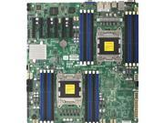 Supermicro X9DRD-EF Server Motherboard - Intel C602-J Chipset - Socket R LGA-2011 - Bulk Pack