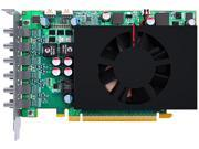 Matrox C680 (C680-E2GBF) 2GB GDDR5 PCI Express 3.0 x16 HDCP Ready Full Height/Half Length Full height bracket (ATX) Workstation Video Card