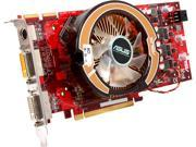 ASUS Radeon HD 4850 DirectX 10.1 EAH4850/HTDI/1GD3/A 1GB 256-Bit DDR3 PCI Express 2.0 x16 HDCP Ready CrossFireX Support Video Card