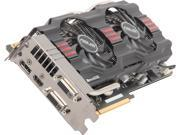ASUS GTX770-DC2OC-2GD5 G-SYNC Support GeForce GTX 770 2GB 256-Bit GDDR5 PCI Express 3.0 HDCP Ready SLI Support Video Card