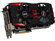 ASUS Radeon R9 280X R9280X-DC2T-3GD5 3GB 384-Bit GDDR5 PCI Express 3.0 HDCP Ready CrossFireX Support Video Card
