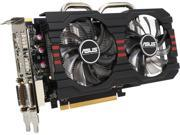 ASUS HD7790-DC2OC-1GD5 Radeon HD 7790 1GB 128-Bit GDDR5 PCI Express 3.0 HDCP Ready CrossFireX Support Video Card