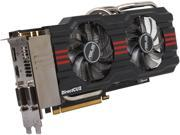 ASUS GTX660 TI-DC2O-2GD5 GeForce GTX 660 Ti 2GB 192-Bit GDDR5 PCI Express 3.0 x16 HDCP Ready SLI Support Video Card Manufactured Recertified