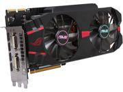 ASUS Radeon HD 7970 GHz Edition DirectX 11 MATRIX-HD7970-P-3GD5 3GB 384-Bit GDDR5 PCI Express 3.0 x16 HDCP Ready CrossFireX Support Video Card
