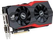 ASUS ROG Radeon R9 290X MATRIX-R9290X-P-4GD5 4GB 512-Bit GDDR5 PCI Express 3.0 HDCP Ready CrossFireX Support Video Card