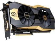 ASUS GOLD20TH-GTX980-P-4GD5 GeForce GTX 980 4GB 256-Bit GDDR5 PCI Express 3.0 HDCP Ready SLI Support 20th Anniversary Gold Edition Video Card