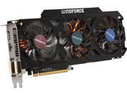GIGABYTE GV-N770OC-2GD G-SYNC Support GeForce GTX 770 2GB 256-Bit GDDR5 PCI Express 3.0 HDCP Ready WindForce 3X 450W Video Card