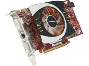 GIGABYTE Radeon HD 4770 DirectX 10.1 GV-R477D5-512H-B 512MB 128-Bit GDDR5 PCI Express 2.0 x16 HDCP Ready CrossFireX Support Video Card