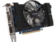 GIGABYTE GeForce GTS 450 (Fermi) GV-N450D3-1GI Video Card