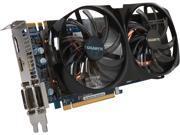 GIGABYTE GeForce GTX 660 Ti DirectX 11 GV-N66TWF2-2GD 2GB 192-Bit GDDR5 PCI Express 3.0 x16 HDCP Ready SLI Support Video Card