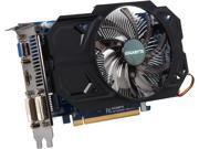 GIGABYTE Radeon R7 250 GV-R725OC-2GI REV3.0 2GB 128-Bit DDR3 PCI Express 3.0 HDCP Ready Video Card