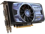 GIGABYTE GeForce GTX 460 (Fermi) GV-N460D5-768I-B Video Card