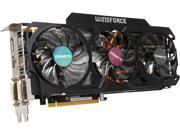 GIGABYTE GV-N780GHZ-3GD GeForce GTX 780 3GB 384-Bit GDDR5 PCI Express 3.0 HDCP Ready Video Card