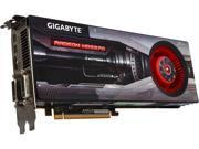 GIGABYTE Radeon HD 6970 DirectX 11 GV-R697D5-2GD-B 2GB 256-Bit GDDR5 PCI Express 2.1 x16 HDCP Ready CrossFireX Support Video Card with Eyefinity