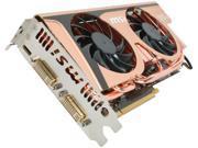 MSI GeForce GTX 560 Ti (Fermi) N560GTX-Ti Twin Frozr II Golden Edition Video Card