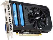 MSI Radeon HD 7770 DirectX 11 R7770-PMD1GD5-R 1GB 128-Bit GDDR5 PCI Express 3.0 x16 HDCP Ready Video Card