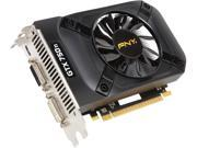 PNY VCGGTX750T2XPB-OC GeForce GTX 750 Ti 2GB 128-Bit GDDR5 PCI Express 3.0 x16 Video Card