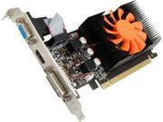 PNY VCGGT4302XPB GeForce GT 430 (Fermi) 2GB 128-Bit DDR3 PCI Express 2.0 x16 HDCP Ready Video Card Manufactured Recertified