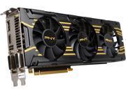 PNY GeForce GTX 780 DirectX 11.1 RVCGGTX7803XXB-OC 3GB 384-Bit GDDR5 PCI Express 3.0 x16 SLI Support Video Card