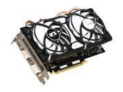 ECS Black series OC NBGTS450-1GPI-F GeForce GTS 450 (Fermi) 1GB PCI Express 2.0 x16 HDCP Ready SLI Support Video Card