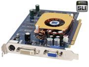 Albatron GeForce 6600 PC6600E Video Card