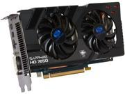 SAPPHIRE 11200-00CPO Radeon HD 7850 2GB 256-Bit GDDR5 PCI Express 3.0 CrossFireX Support Video Card Manufactured Recertified