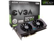 EVGA GeForce GTX 970 DirectX 12 04G-P4-3973-KR 4GB 256-Bit GDDR5 PCI Express 3.0 Video Card