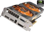 ZOTAC AMP! SUPERCLOCKED ZT-70303-10P G-SYNC Support GeForce GTX 770 2GB 256-Bit GDDR5 PCI Express 3.0 HDCP Ready SLI Support Video Card