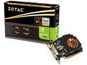 Zotac ZT-71104-10L GeForce GT 730 Graphic Card - 1 GB DDR3 SDRAM - PCI Express