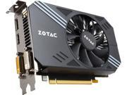 ZOTAC GeForce GTX 950 ZT-90601-10L 2GB 128-Bit GDDR5 PCI Express 3.0 SLI Support Single Fan Video Card