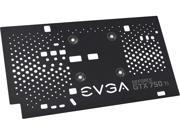 EVGA GTX 750 Ti Backplate Model 100-BP-3755-B9