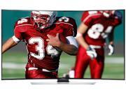 """Samsung UN55HU9000 55"""" Class 4K Ultra HD 120Hz 3D Curved Smart LED TV"""