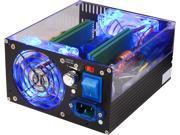 APEVIA ICEBERG ATX-IB680W-BL 680W ATX12V / EPS12V SLI Ready Power Supply With 3-Color LED Lights